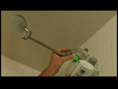 How to Fix a Leaky Shower Head