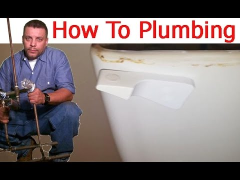 How to Fix a Noisy Toilet Which Continues Long After Flushing