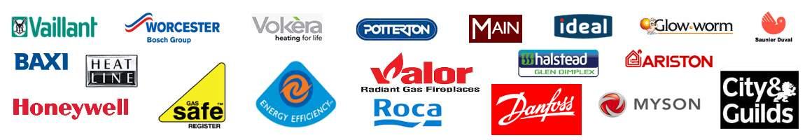 Image showing Shrewsbury plumbing credibility logos