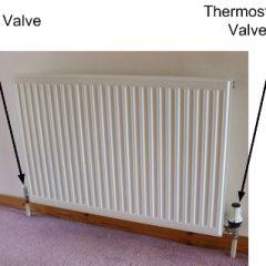 I amge shows how to repair radiator leak shrewsbury shropshire