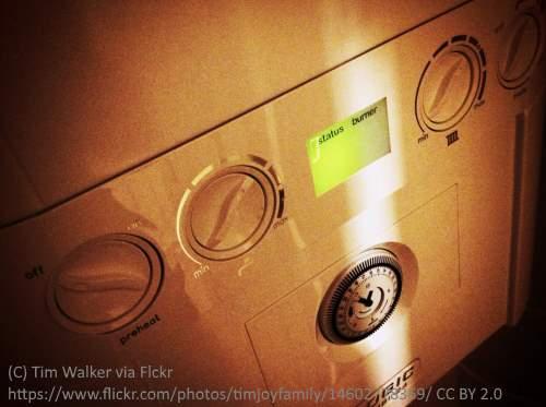Shrewsbury boiler service