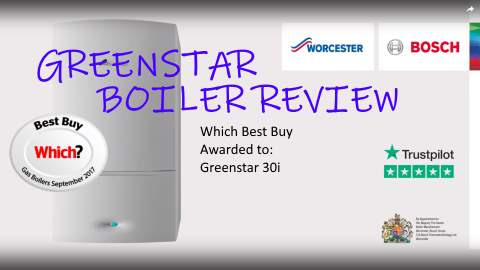 Greenstar Range boiler review featured featured thumbnail image.